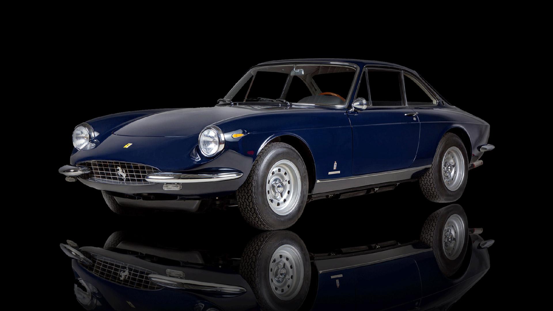 Hamann Classic Cars Your Specialist For Classic Ferrari