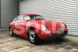 Alfa Romeo Sprint Veloce Zagato