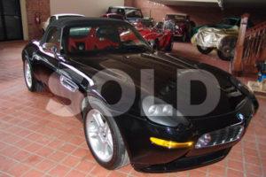BMW Z8 Hardtop