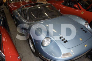 Ferrari 246 GTS Dino Spyder