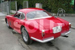 Ferrari 250 TdF Zagato
