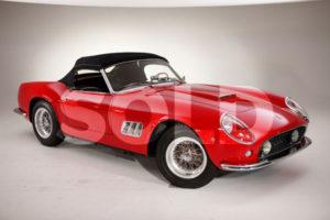 Ferrari 250GT SWB California Spider