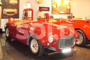 Ferrari 250MM Vignale Spyder