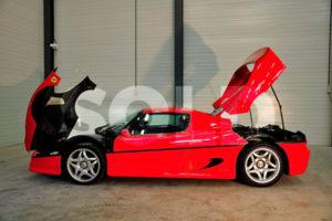Ferrari Enzo (Europe)