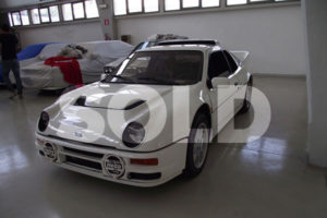 Ford Cosworth RS 200