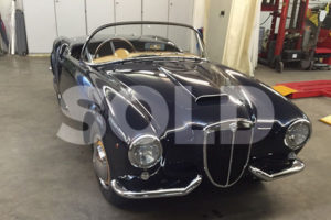 Lancia B24S Spyder America