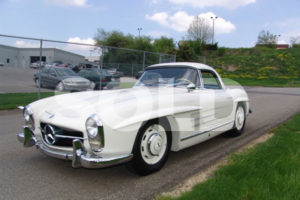 Mercedes Benz 300 SL Roadster Hardtop