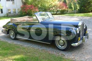 Rolls-Royce Silver Cloud II Drophead
