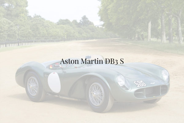 Aston Martin DBS3
