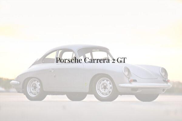 Porsche Carrera 2GT