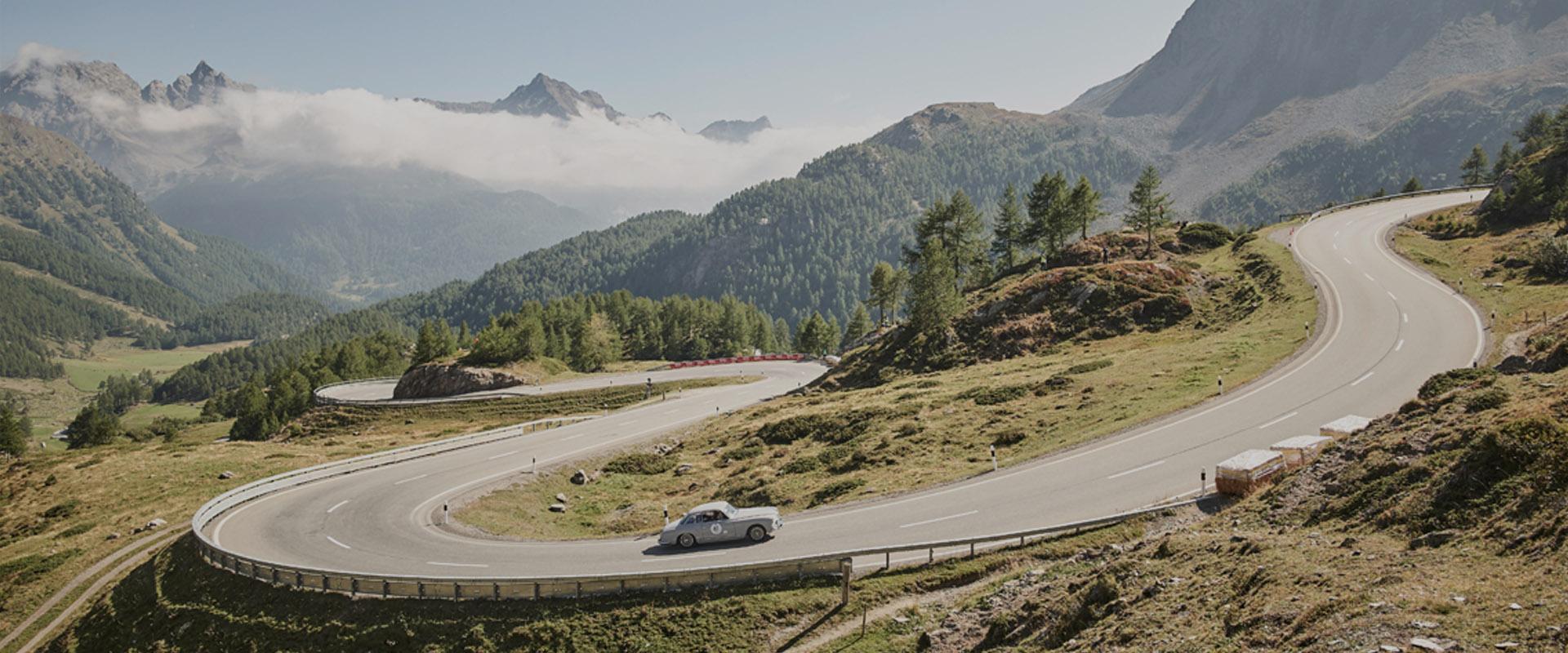 Proud Partner of <br>Bernina Gran Turismo